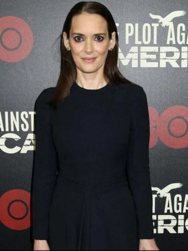 Winona Ryder attending HBO's 'The Plot Against America' New York Premiere held at Florence Gould Hall on March 4, 2020 in New York City, NY ©Steven Bergman/AFF/ABACAPRESS.COM  | BRAFF20200305_035 New York City Etats-Unis United States